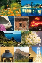 Collection 2011 of Ischia News ed Eventi Magazine