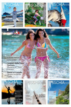 Collection 2016 of Ischia News ed Eventi Magazine