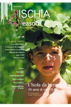 The island to drink 50 years of D.O.C. wine - Ischia 4 Seasons in quarterly version!