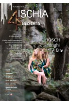 Mushrooms forests and fairies - Ischia 4 Seasons in quarterly version!
