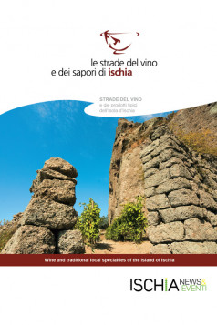 Wine and traditional local specialties of the island of Ischia